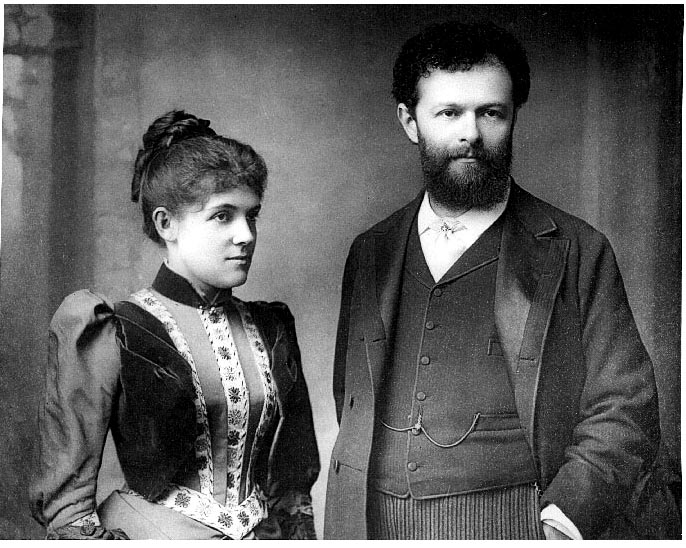 georg and lillian henschel