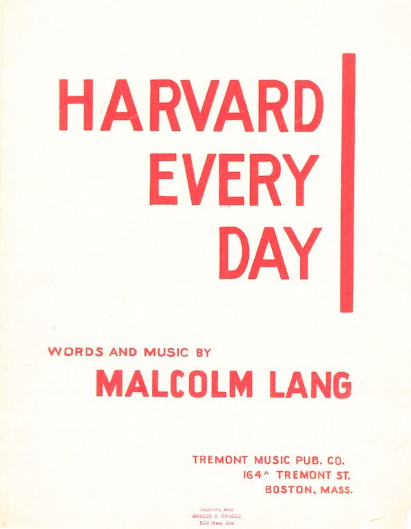 harvard every day- cover