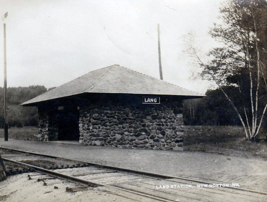 the second lang station